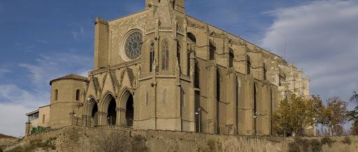 basílica santa maria de la seu manresa